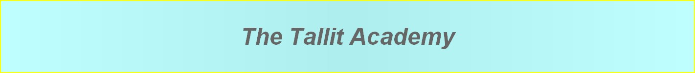 The Tallit Academy